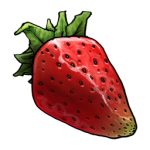 strawberry-clip